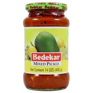 Bedekar Mixed Pickle 400g