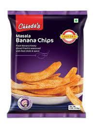Chhedas Banana Chips Long Masala 170g
