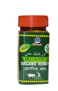 Peacock Organic Honey 250ml