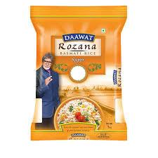 Dawat Rozana Basmati Rice 5kg