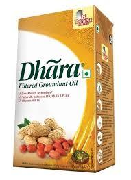 Dhara Groundnut Oil 1L