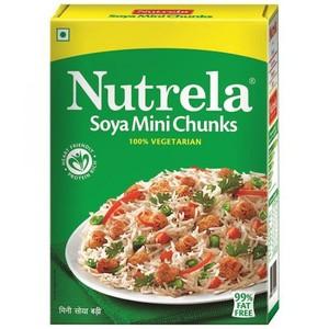 Nutrela Soya Mini Chunk Green 200g
