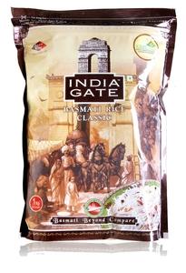 Indiagate Classic Basmati Rice 5kg