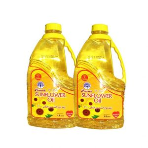 Peacock Sunflower Oil 1.8L+1.8L