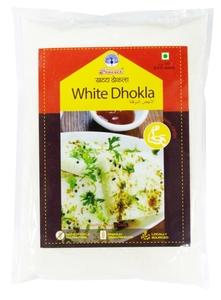 Peacock White Dhokra 500g