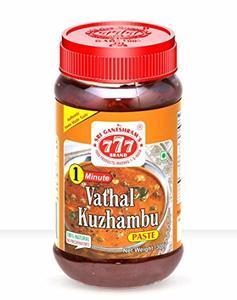 777 Vattal Kuzhambu 300g