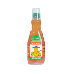 V P Amla Lemon Squash 500ml
