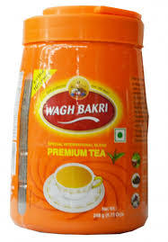 Wagh Bakri Premium Tea Jar 248g