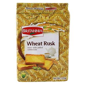 Britania Wheat Rusk 335g