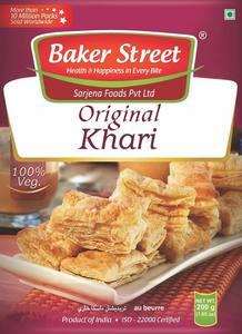 Baker Street Original Khari Biscuits 150g