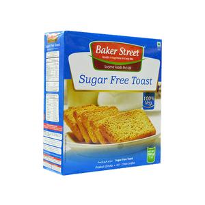 Baker Street Sugar Free Toast 200g