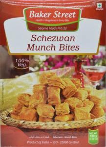 Baker Street Schezwan Munch Bites 200g