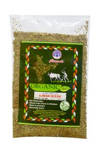 Peacock Organic Ajwan Seed 100g