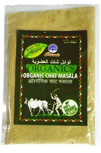 Peacock Organic Chat Masala 100g
