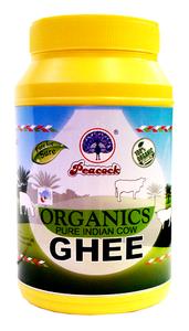 Peacock Organic Ghee 500ml