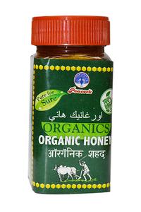 Peacock Organic Honey 500ml