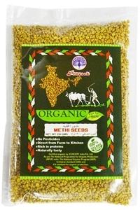 Peacock Organic Methi Seed 200g