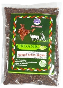 Peacock Organic Quinoa Seeds Brown 500g