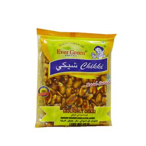 Evergreen Groundnut Chikki 100g