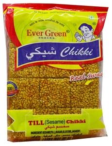 Evergreen Til Chikki 100g