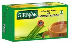 Girnar Lemon Grass Instant Tea 10s