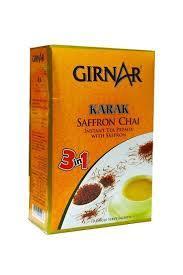 Girnar Saffron Tea 140g