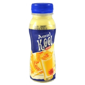 Amul Kool Kesar Bottle 200ml