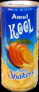 Amul Kool Milk Shake Mango 200ml