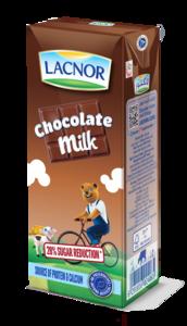 Lacnor Chocolate 180ml