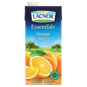 Lacnor Orange Essentials 1L