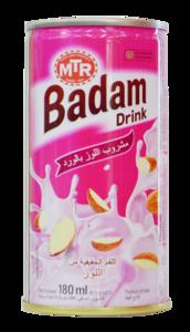 Mtr Badam Rose Drink 180ml