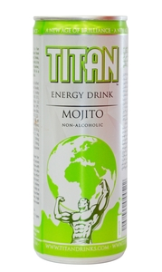 Titan Mojito Energy Drink 250ml