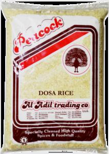 Peacock Dosa Rice 2kg