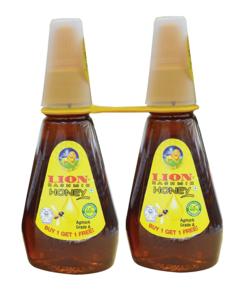 Lion Kashmir Honey 2x400g