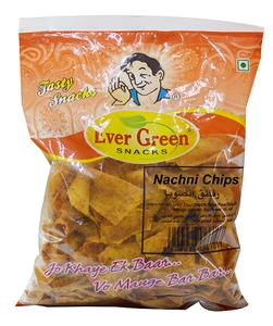 Evergreen Nachani Chips 200g