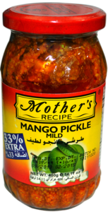 Mother Recipe Lime Pickle Mild 300g