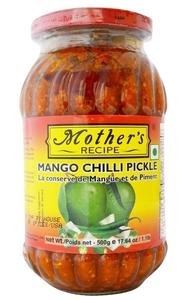 Mother's Recipe Mango Chilli Pickle 300g