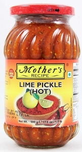 Mother's Recipe Mango Pickle Hot 300g