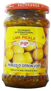 Panchranga Lime Pickle 300g