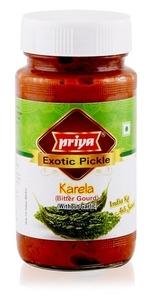 Priya Karela Pickle 300g
