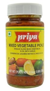 Priya Mix Veg Pickle 300g