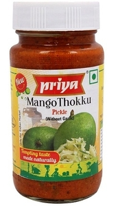 Priya Thokku Mango 300g