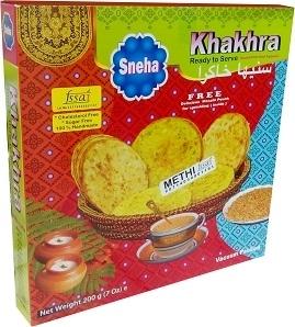 Sneha Methi Khakara 200g