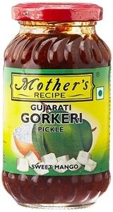 Mother's Recipe Guj Gorkeri Pickle 350g