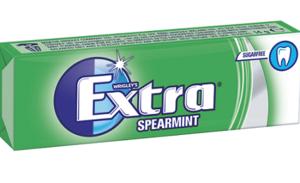 Extra Green Chuingum 1pkt