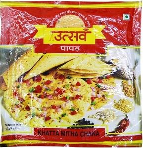Utsav Khata Mitha Chana Papad 150g