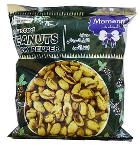Moments Roasted Peanunt Blackpepper 100g