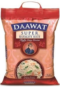 Dawat Super Basmati Rice 5kg