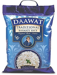 Dawat Traditional Basmati Rice 5kg