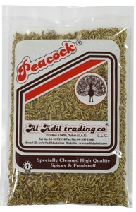 Peacock Jeera Whole 100g